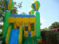 Heavenlybounce,party rentals, we offer bounce houses,