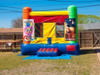 Huge bounce home for lease perfect for birthdays or