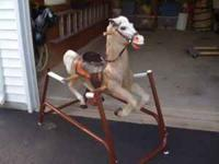 Children's classic play horse - Only $45 Good
