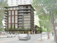 Seventh Midtown, a nine-story boutique condominium with