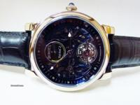 Bovet Dimier Recital 2 Tourbillon in 18kt white gold