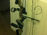 Got a buckmaster btr compound huntingfor bow for for
