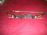 Little kids Bow and 2 Arrows 4 sale $50.00 or best