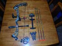 Brand New PSE Madns XS MP Bow. Purchased for hunting