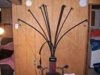 I am selling a Bow Flex Power Pro Machine. This piece