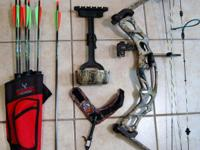 Description It is a Ttrykon Sport (HOYT) currently set