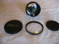 Bower Pro Digital HD DSLR MC AF 3.5x 58mm Telephoto
