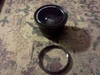 Hello photographers I have for sale a fish eye