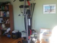 Bowflex Blaze. Great condition. Lightly used. Can do