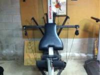 For sale is a Bowflex extreme2. It's in very good
