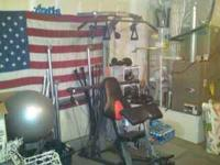 BOWFLEX EXTREME 2 SE, Machine is in excellent condition