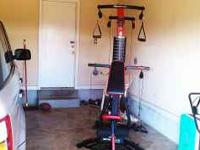 Bowflex PR3000 for sale for $450/obo. If interested