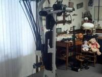 I have a BOWFLEX MOTIVATOR 2 for sale... it has 270 lbs