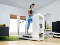 Minimally used Nautilus Mobia Treadclimber; Treadmill,