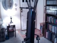 Used BowFlex Power Pro. Rods on each side are rated 50,