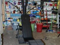 Very good condition Power Pro XTL workout machine.