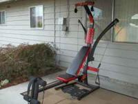 BowFlex PR1000 home gym, nice used like new, new they