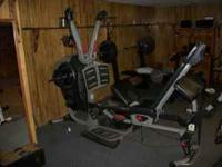 Bowflex Revolution, nice condition. Rarely used. Need
