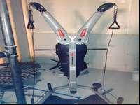Like new bowflex revolution. Perfect full body gym all