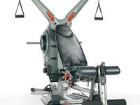 This top of the line Bowflex is in