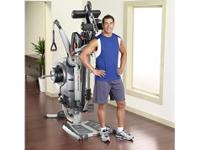 The Bowflex Change home health club is the smoothest,