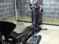 For sale: A Bowflex Revolution Home Gym. 5 years old,
