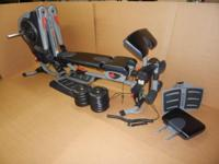 I am selling my Bowflex Revolution Home Gym which