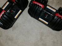I have a pair of SelectTech dumbells for sale, haven't
