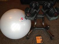 I am selling a set of Bowflex SelectTech 552 Dumbbells,