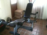 Bowflex Sport for sale. Very good condition, asking