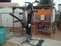 I have one Bow Flex sport in good condition with all of