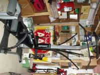 This is a Bowflex Sport! It is in great condition and
