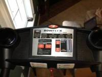 Bowflex TC5000 Treadclimber for sale. Maximum speed: