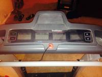 **BOWFLEX TREADCLIMBER** -Only a year old -Used less