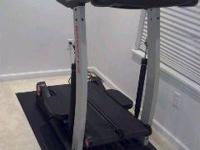Bowflex Treadclimber TC 5300. Local pickup only. I have