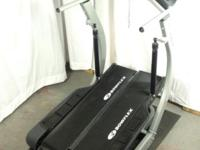 Bowflex Treadclimber Tc20 TC 20Very low hours in fresh
