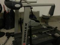 Bowflex Treadclimber TC6000, a 3-in-1 stairclimber,