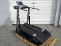 Bowflex Treadclimber TC6000 LOW MILES comp- tc5000,