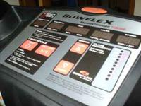 I have for sale a Bowflex TreadClimber, model TC5000.