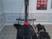 For sale: Bowflex Ultimate 2 Home Gym is a total body