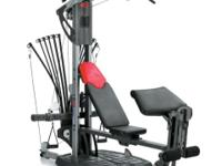 The Bowflex Ultimate 2 Residence Gym is a total-body