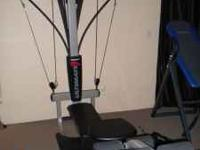 Bowflex Ultimate machine. In great condition. Has all