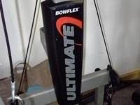 BowFlex Ultimate Home Gym Used but in Very Good
