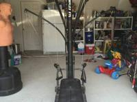 Used Bowflex XLT. Great working condition, just dusty