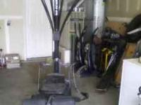 This Bowflex machine is in good condition.It comes with