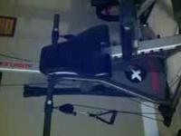 Pre owned bowflex xtreme 2. In great condtion! Workout