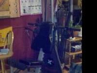 Selling my Bowflex Xtreme 2 Home Gym. Rarely used it so