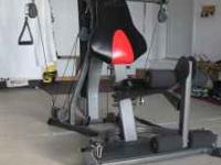 Practically new home gym. Great machine. Must sell.