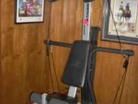 Bowflex Xtreme for sale, barely used. Asking $300.00 or