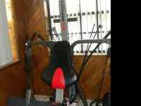 I have a bowflex xtreme se gym for sale. Moving and